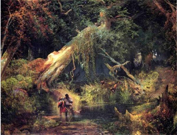 Slave Hunt Dismal Swamp Virginia